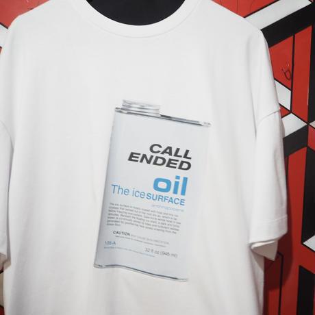 "FUTUREISNOWN T-shirt ""Oil"""