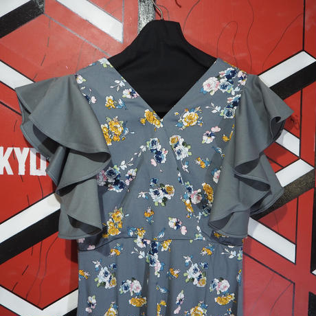 Kirpi Dress grey