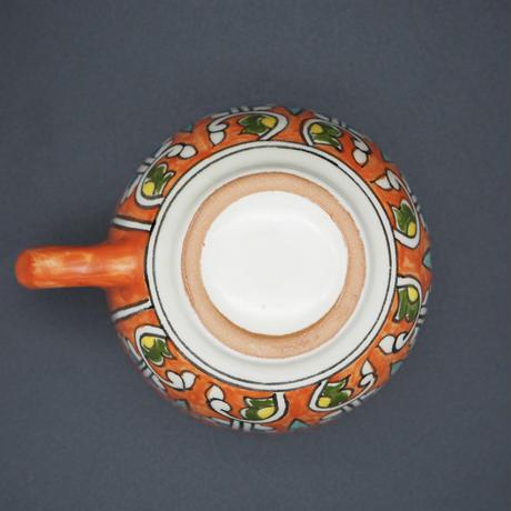 Rishton ceramic Tea cup Brown