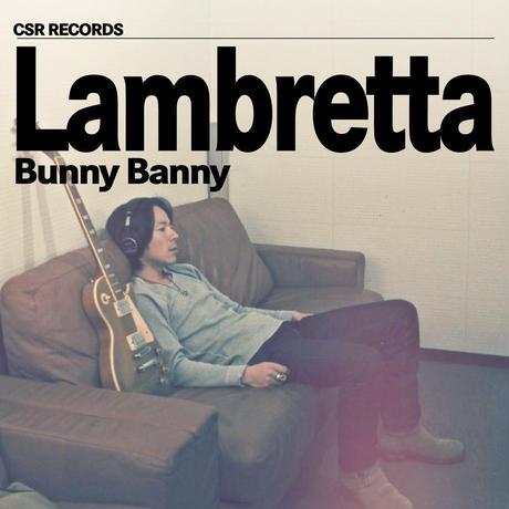 Bunny Banny 6th album 「Lambretta」CD