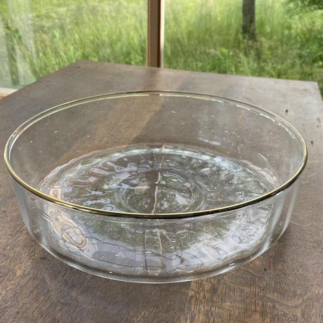 金津沙矢香 金彩 大きな水盤