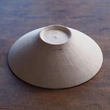 田代倫章 流れラスター釉中鉢