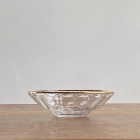 金津沙矢香 金彩 小皿鉢