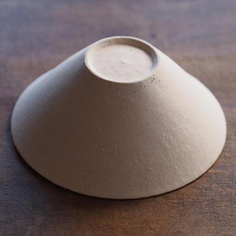 田代倫章 白釉中鉢