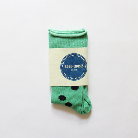 Kids short socks / dots