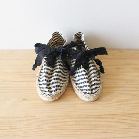 Kids espadrille / basque traditional