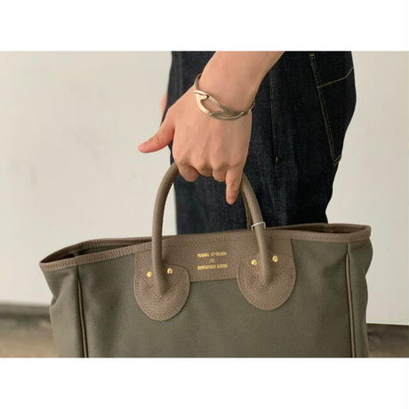 YOUNG&OLSEN / CANVAS CARRYALL TOTE M