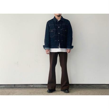 SCYE / Men's Pivot Sleeve Trucker Jacket