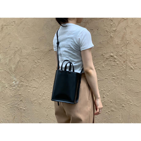 PIENI / 2WAY TATE (BLACK×GREY)
