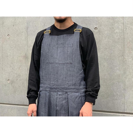 NEAT  / Corn Dungaree Overall