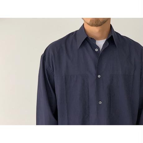 E.TAUTZ / CORE LINEMAN SHIRT (NAVY)