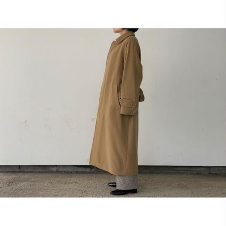 AURALEE (WOMEN'S) / CASHMERE WOOL MOSSER SOUTIEN COLLAR COAT
