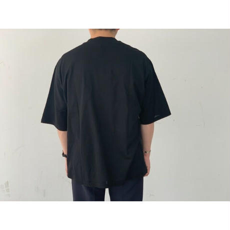 m's braque / SIDE POCKETED T-SHIRT