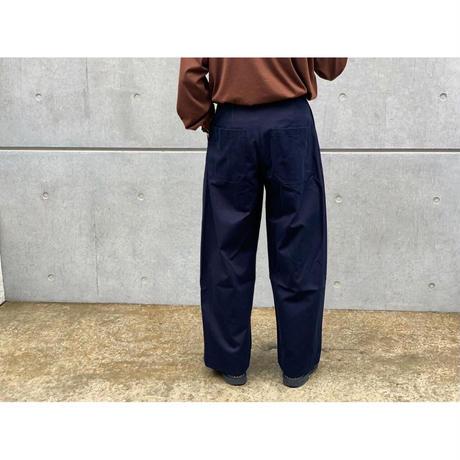STUDIO NICHOLSON / SORTE VOLUME PLEAT PANTS