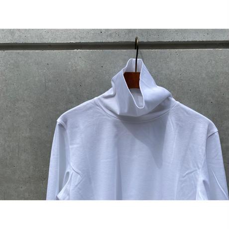 SLOANE / 60/1 コットンスムース タートルネック 長袖Tシャツ