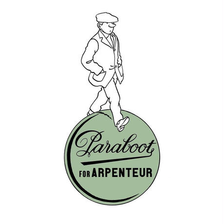 PARABOOT for ARPENTEUR / PEACEWALKER  LEATHER