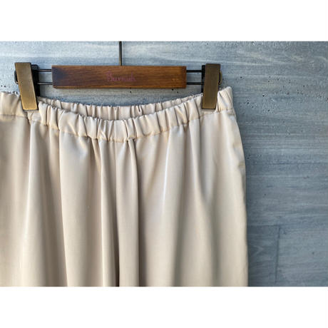 ROYAL Burnish / SATIN EASY PANTS