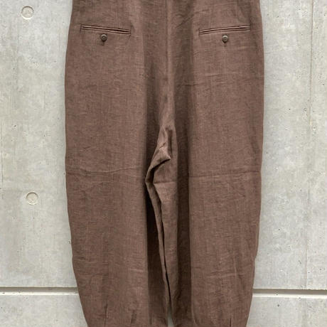 m's braque / HARLEM PANTS(DEADSTOCK FABRIC)
