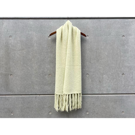 AURALEE / SUPER LIGHT KNIT STOLE