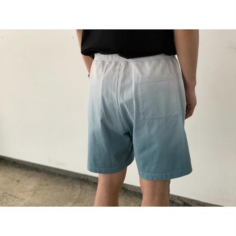 FilMelange / ACKER エアスピングラデーション天竺 ショーツ