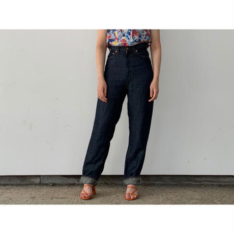 YOUNG&OLSEN / 30's LADY LINEN JEANS