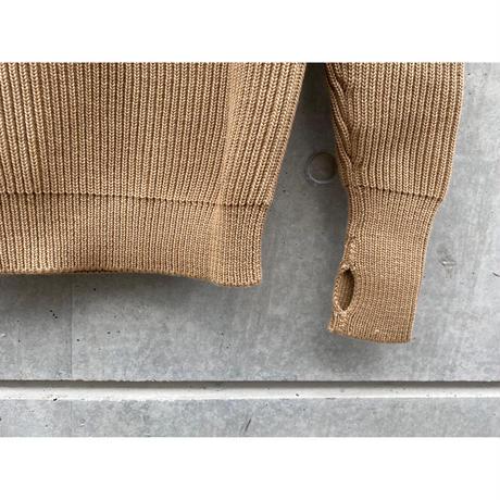 ANDERSEN-ANDERSEN / CREW NECK KNIT