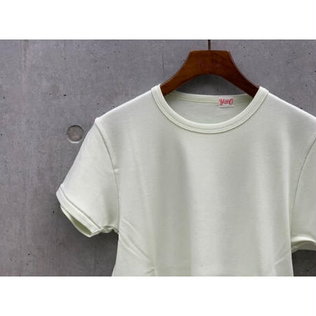 YOUNG&OLSEN / SUVIN FRENCH RIB SS TEE