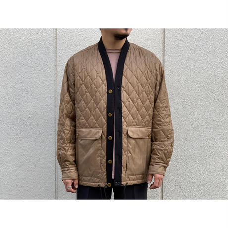 HAVERSACK / Quilting Shirt Jacket