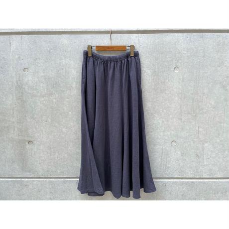 FilMelange / LEAN リネンコットンクール天竺 スカート