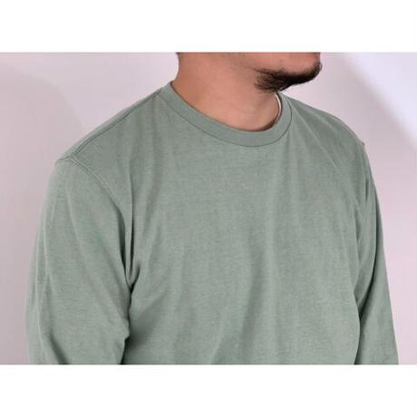 FilMelange / DOLLY2 オーガニックラフィー天竺ロングスリーブTシャツ