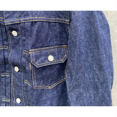 SCYE / Women's Pivot Sleeve Trucker Jacket