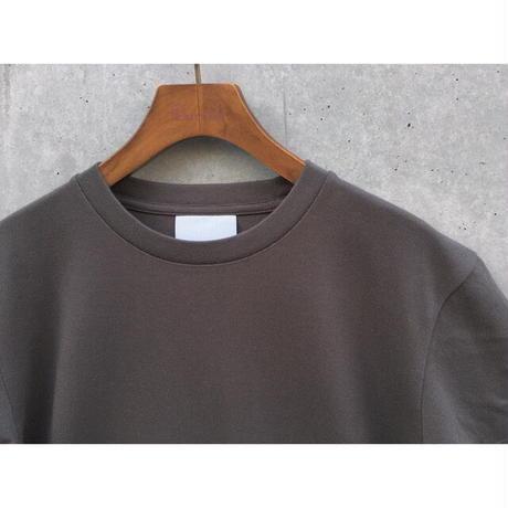 SLOANE / 50/2コットン鹿の子 Tシャツ