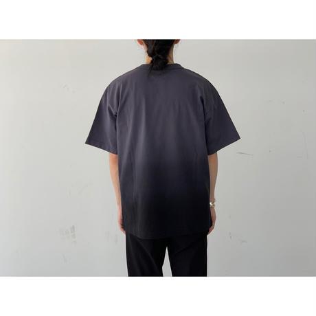 FilMelange / ALLISON エアスピングラデーション天竺 Tシャツ