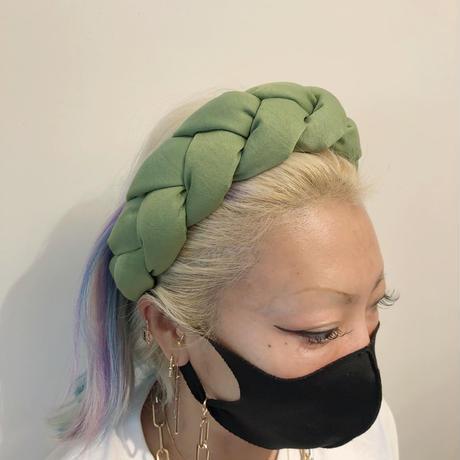 Crossant head piece