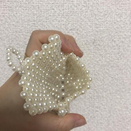 pearl mini bag