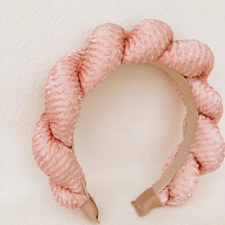 Cream soft headbands