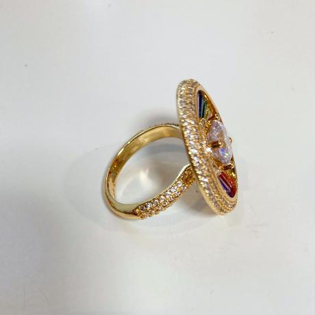 Lucky Rainbow ring
