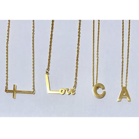 Imported gold plated necklaces