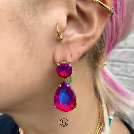 Candy bijoux earrings