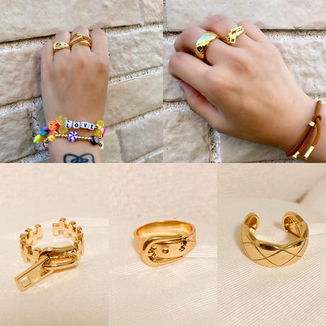 New Funny rings