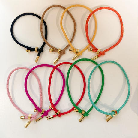 Single rope anklet