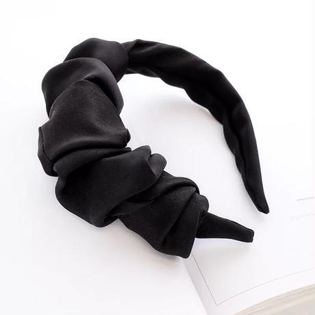 Half shrink headband