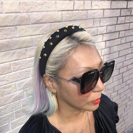 Studded headband