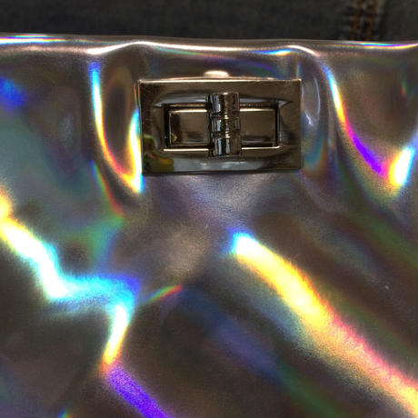 Open Mirror large clutch