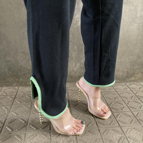 Lined pants