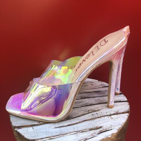 hologram sandal