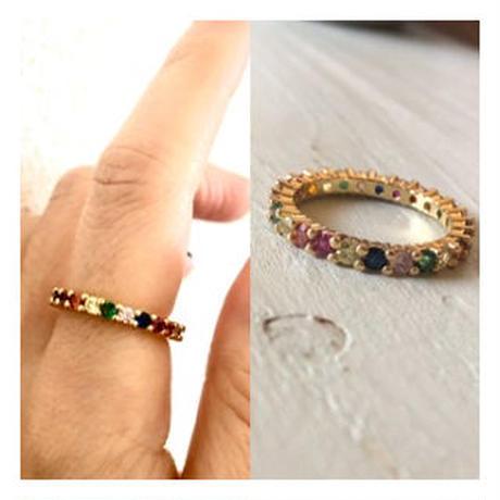 rainbow ring C