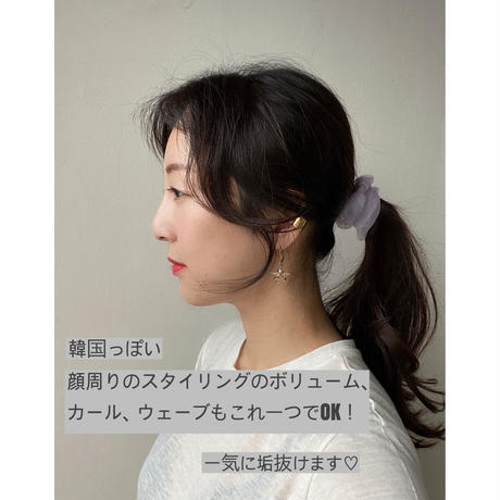 【日本からご購入】VOLUME MAGIC STRAIGHT IRON
