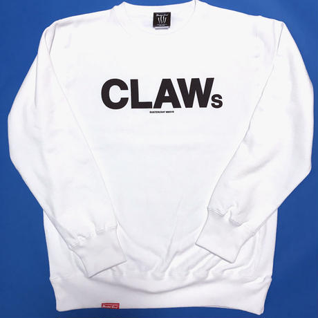 CLAWs CREW NECK SWEAT