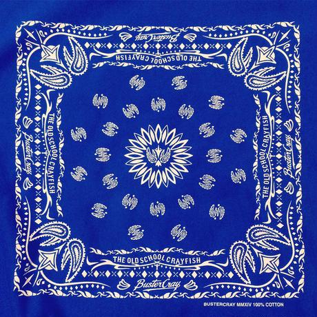 BANDANA HOODED(BLUE)